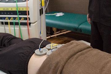 腰痛低周波治療機器